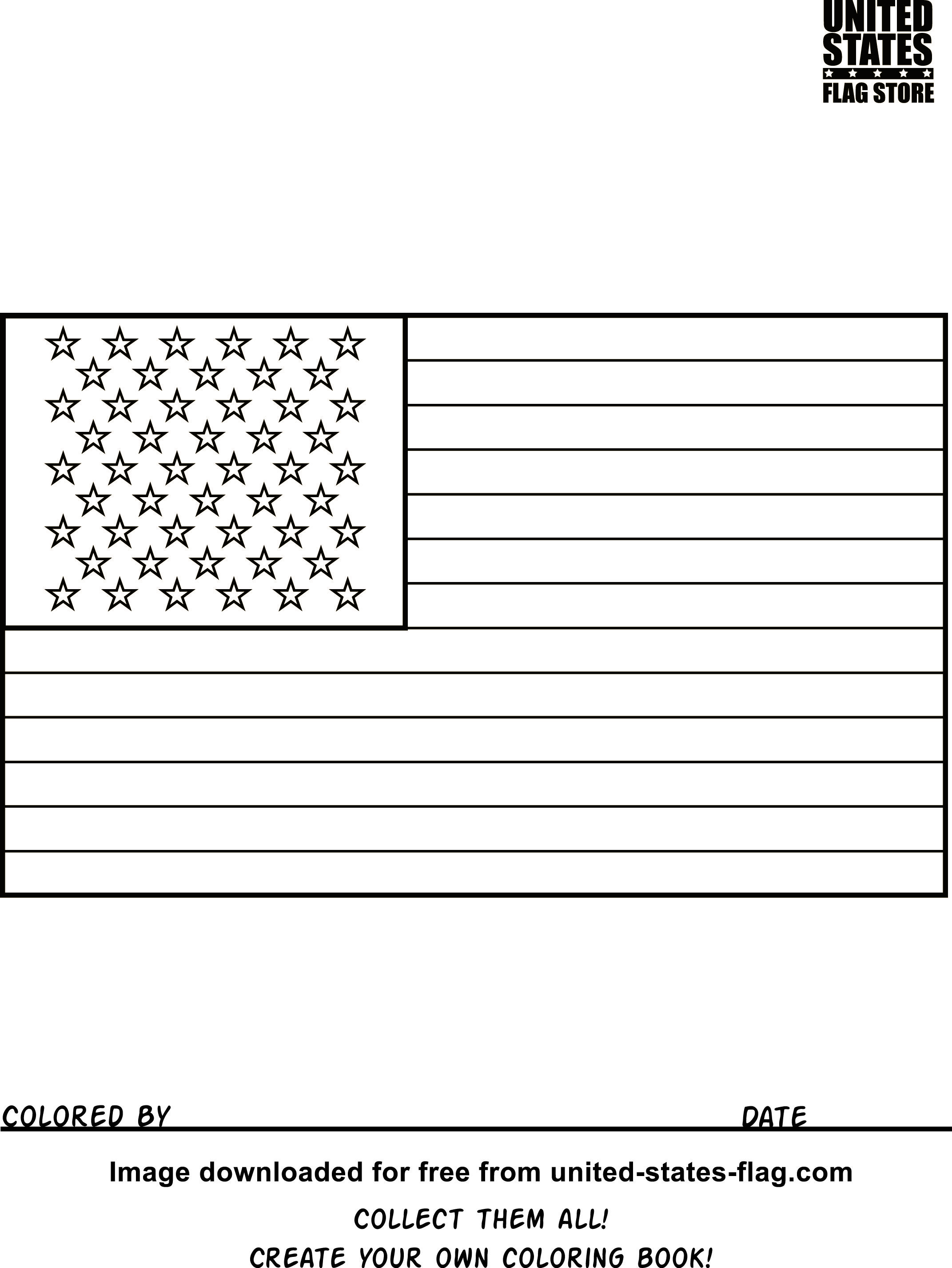 Wonderful Us Flag Coloring Page Free American Pages Flag Coloring Pages American Flag Coloring Page Coloring Pages Inspirational
