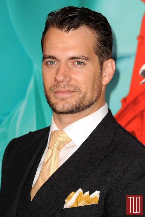 Henry Cavill at The Man from U.N.C.L.E. New York Premiere