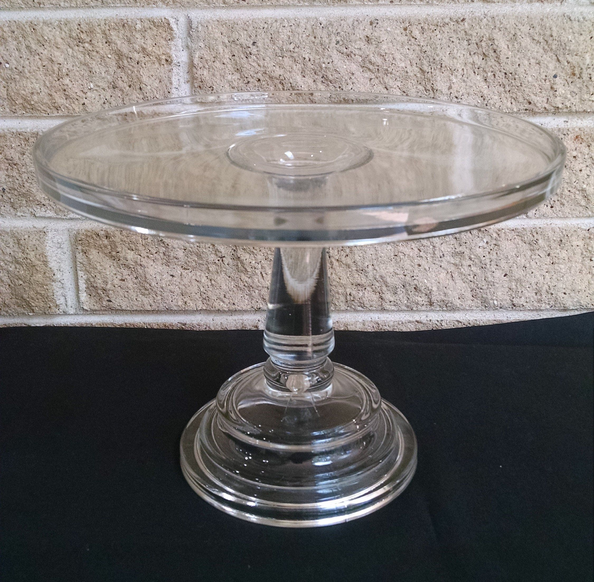 Cake stand extra tall vintage wedding cake stand large