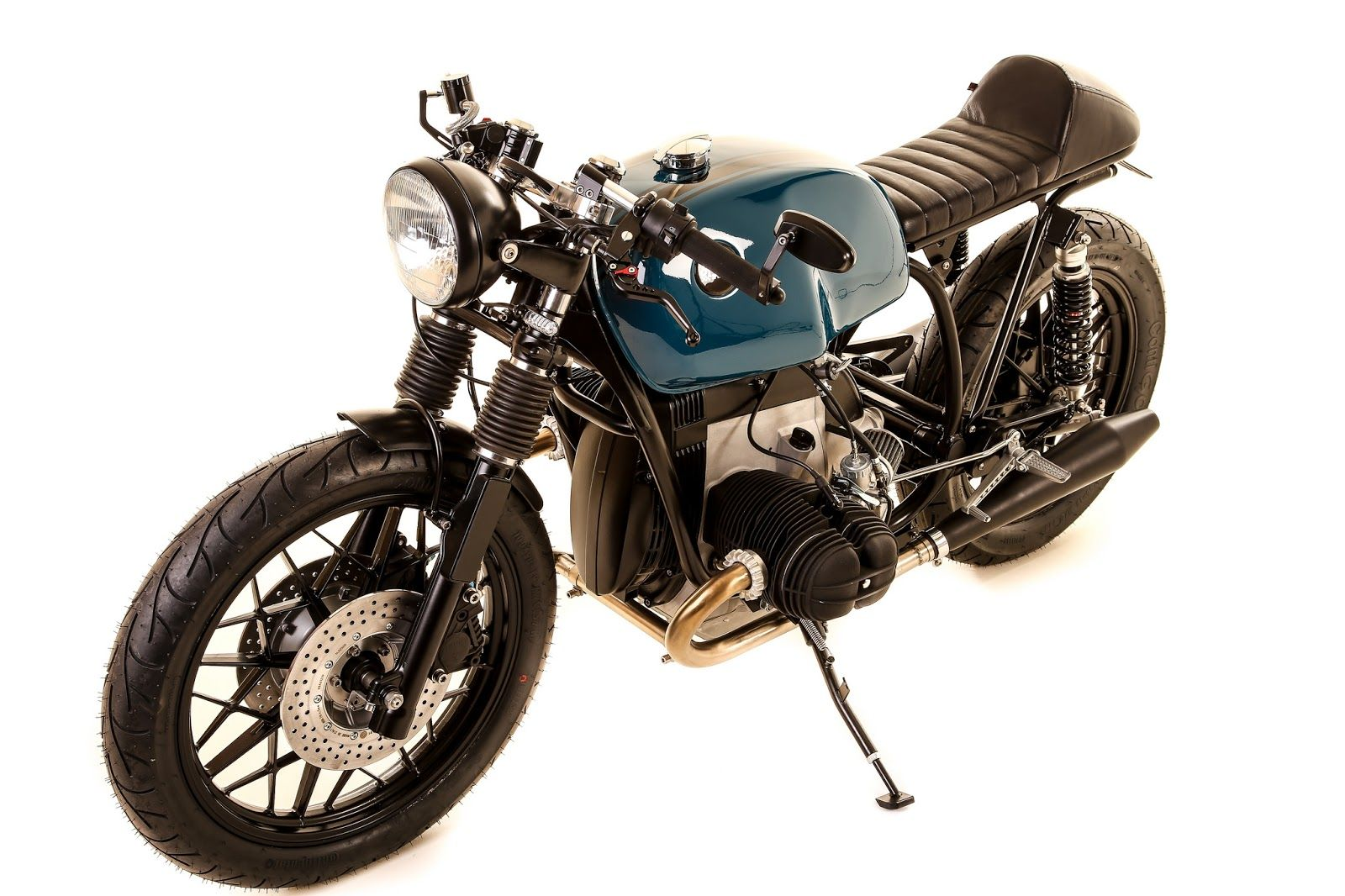"Racing Cafè: BMW ""Alpha"" by Kevils Speed Shop"