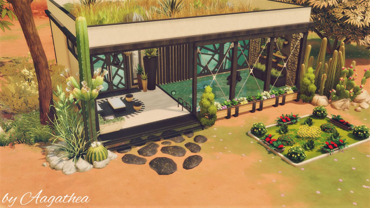 The Sims 4 creations by agathea