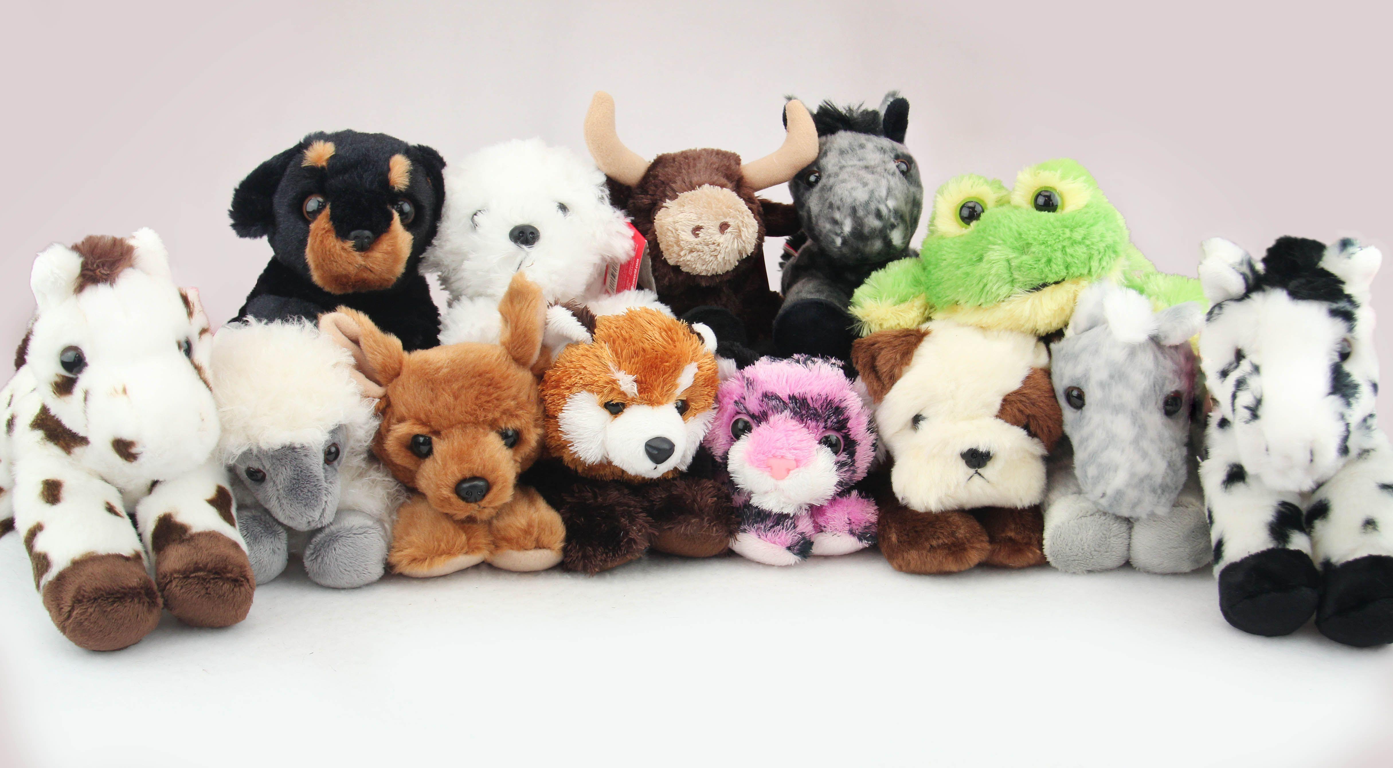 Stuffed Animal Collection 5 Ways to Display Stuffed