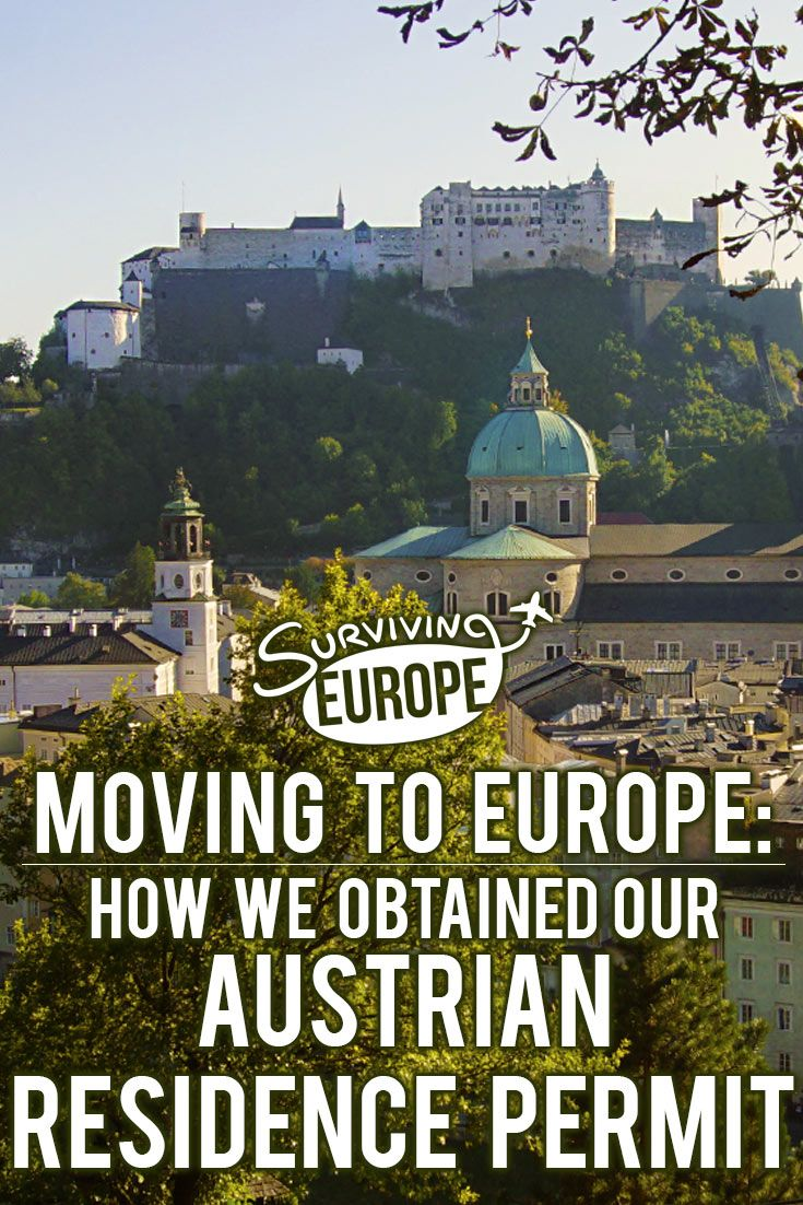 Moving To Europe Can Seem Like A Dream That S Completely Out Of