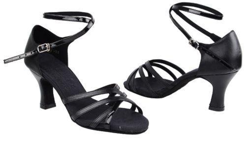 NEW retails $47 BLOCH TAP DANCE SHOES 323L 323 Ladies Showtapper BLACK
