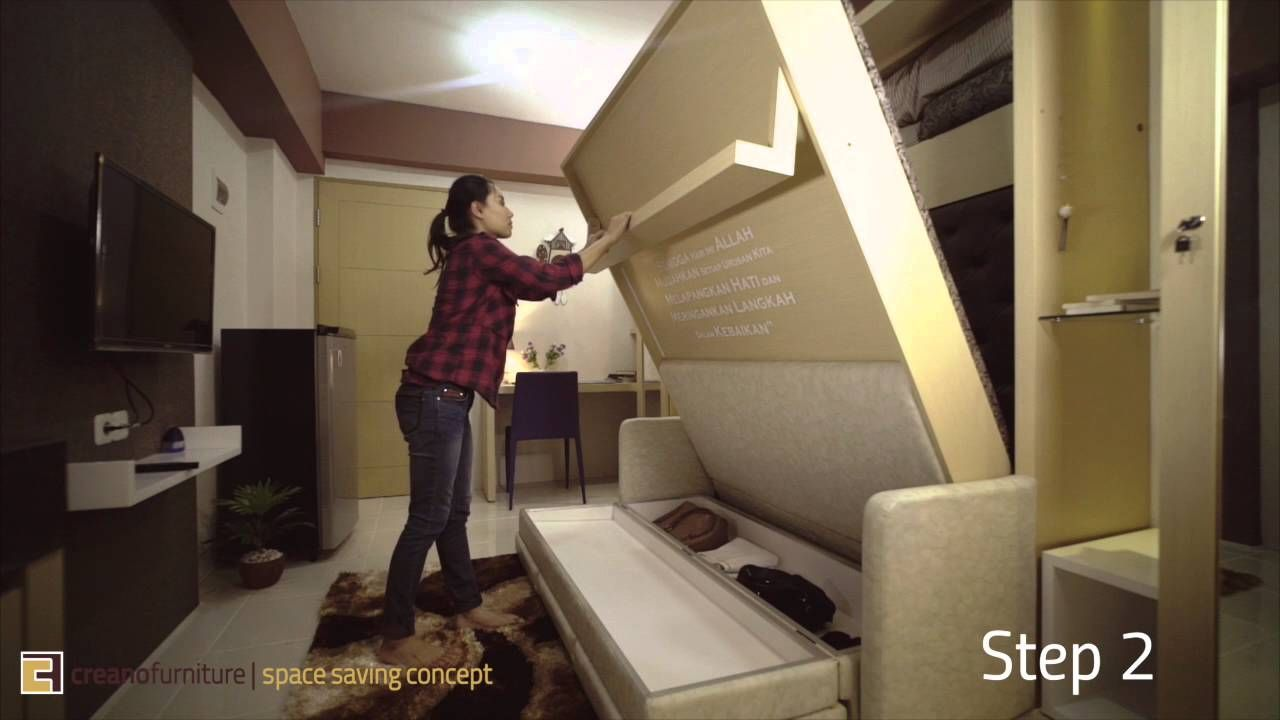 Creano E Saving Concept For 1 Bedroom Studio Type