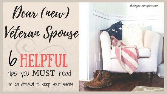 veteran spouse | Veteran quotes, Veteran, Spouse