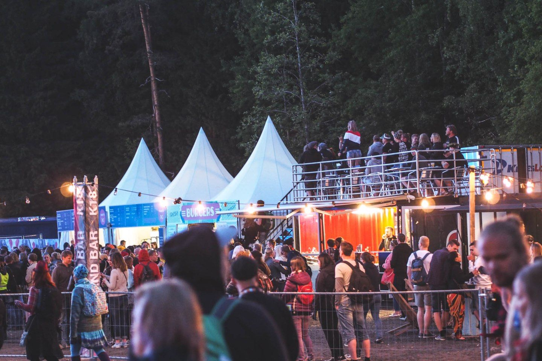Provinssi music festival in Finland!
