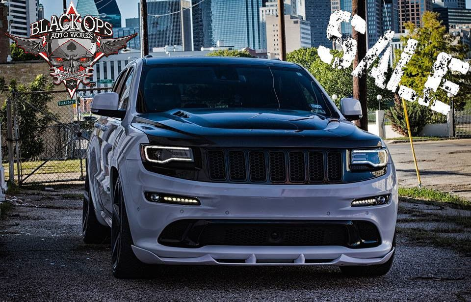 Cfr Edition Front End Carbon Package 2012 16 Srt Jeep Jeep Cars