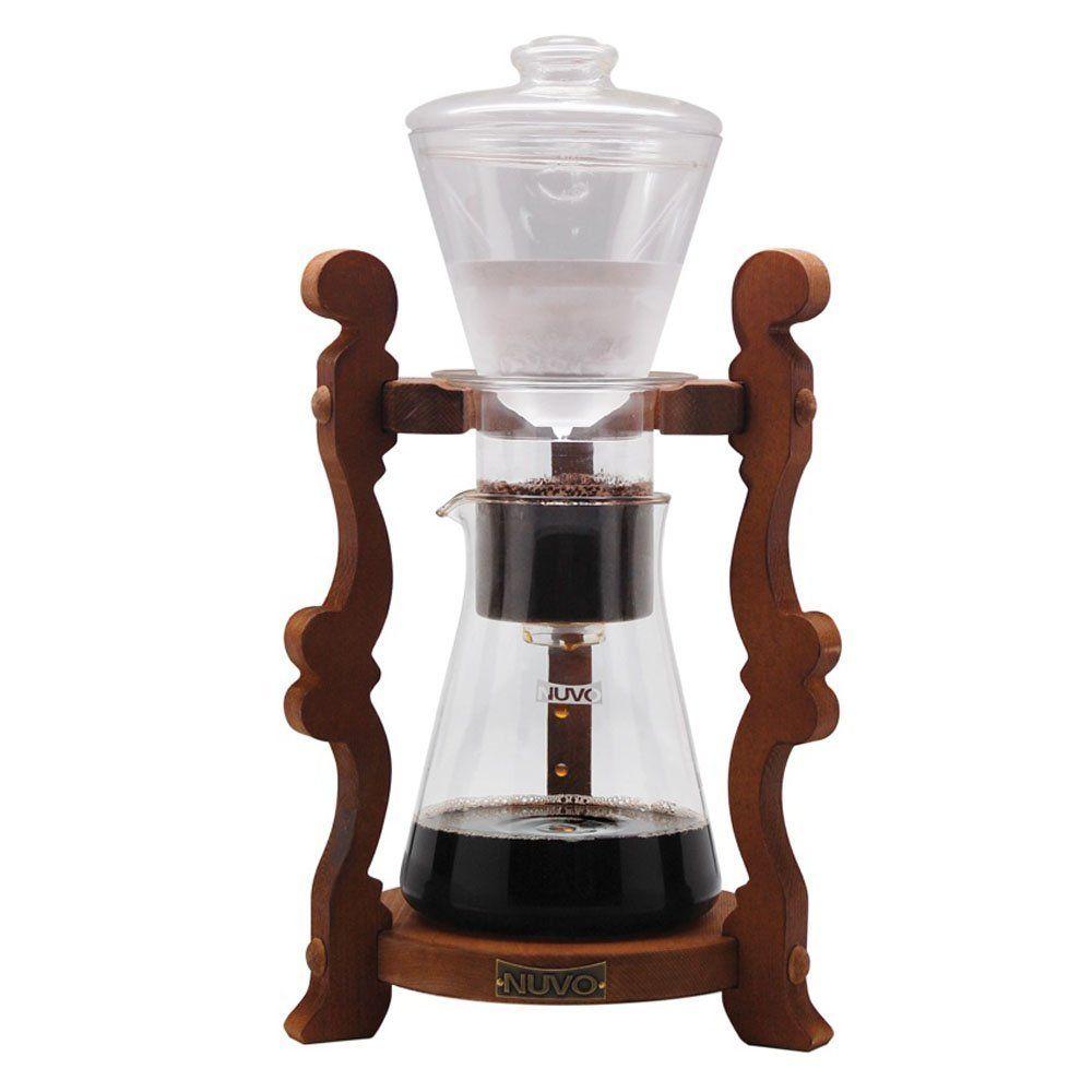Amazon.com: Nuvo Cold Brew Coffee Iced Coffee Maker Drip ...