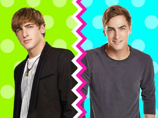 Kendall is the leader of the group.