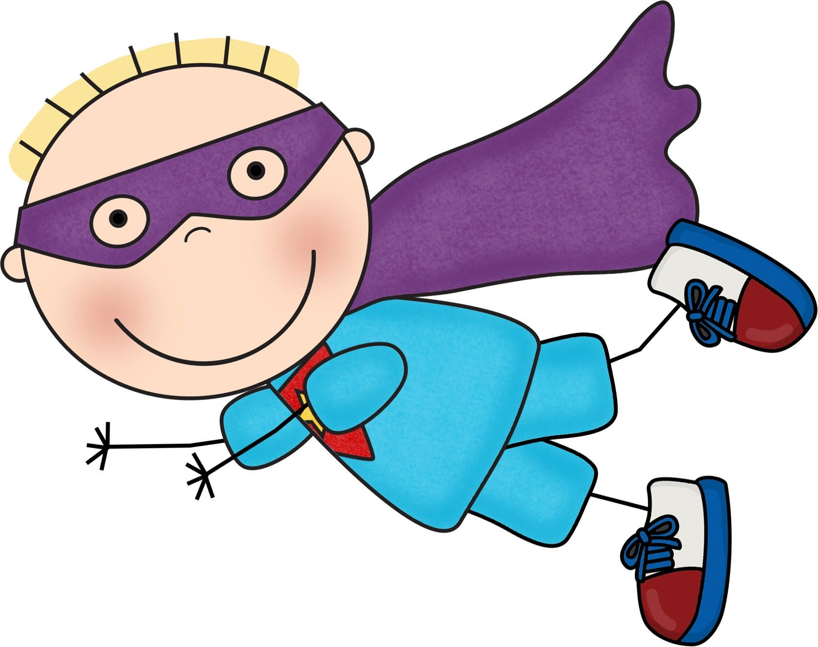 Super Powers Clipart