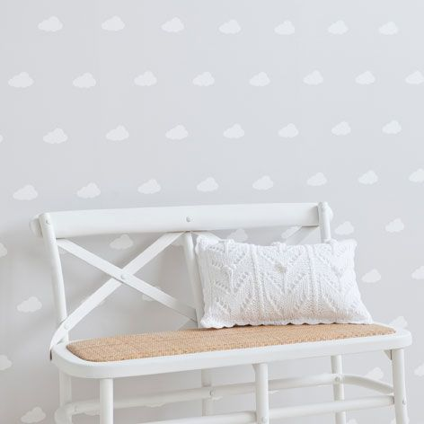 tapete wolken kids collection tapete dekoration zara home sterreich baby pinterest. Black Bedroom Furniture Sets. Home Design Ideas