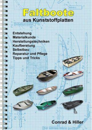 """Buch """"Faltboote aus Kunststoffplatten"""""""