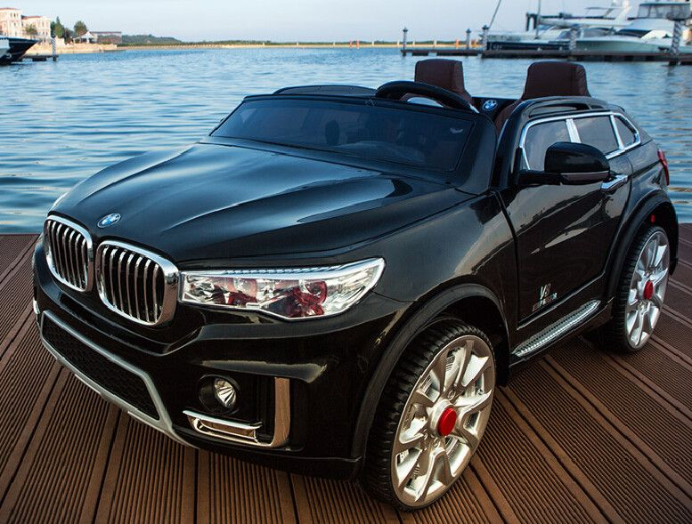 PreOrder 24v BMW X6 Style 2 seater kids ride on car with