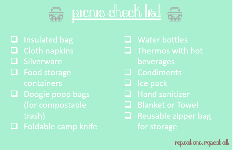 Green Check out all zero waste