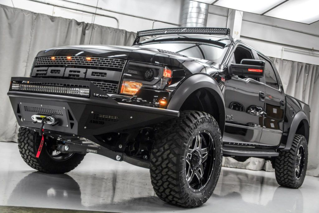 Automotive Concepts Raptor Build With Images Ford Raptor