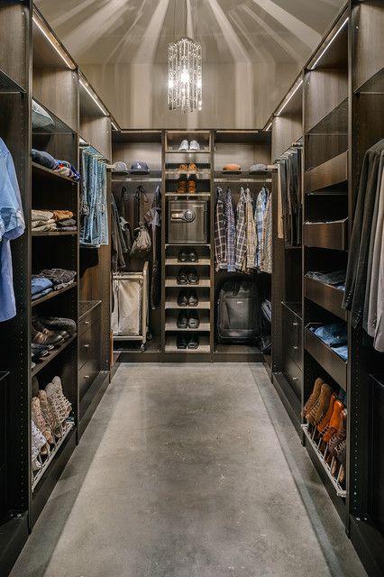 30 Fantastic Walk In Closet Designs For Your Home Improvement Walk In Closet Design Closet Designs Luxury Closet