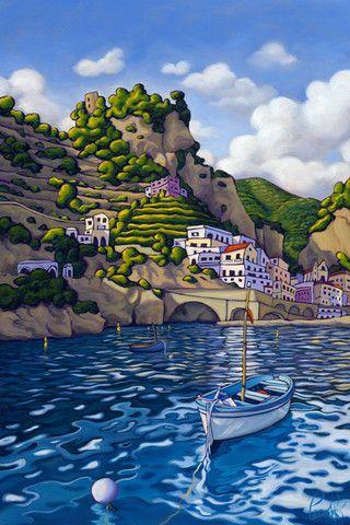 Sunday on the Amalfi