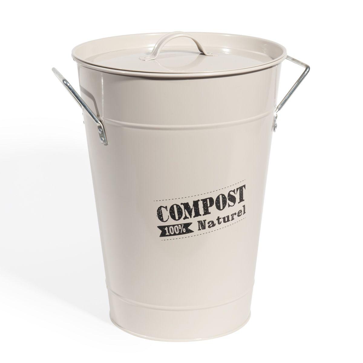 Topf Compost Naturel Pots Maison Du Monde Maison