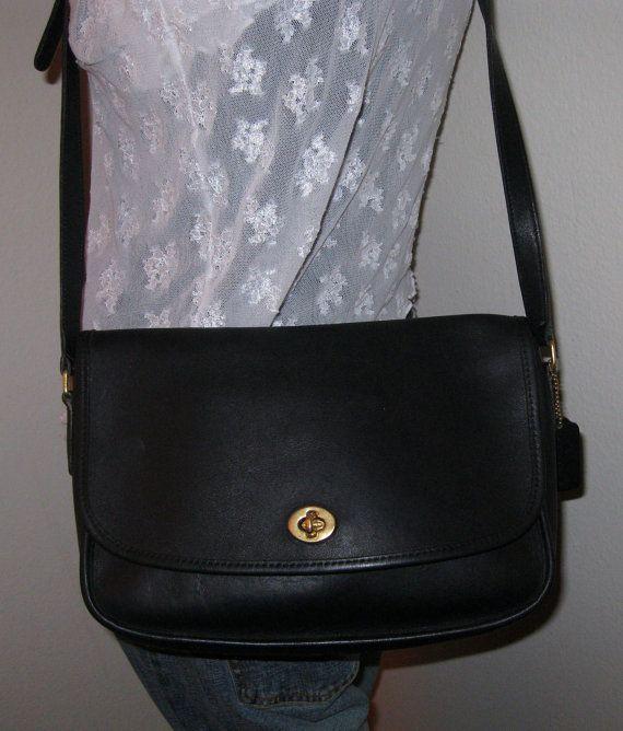 Authentic Coach Usa Sling Bag Satchel Shoulder By Bagsbabylon