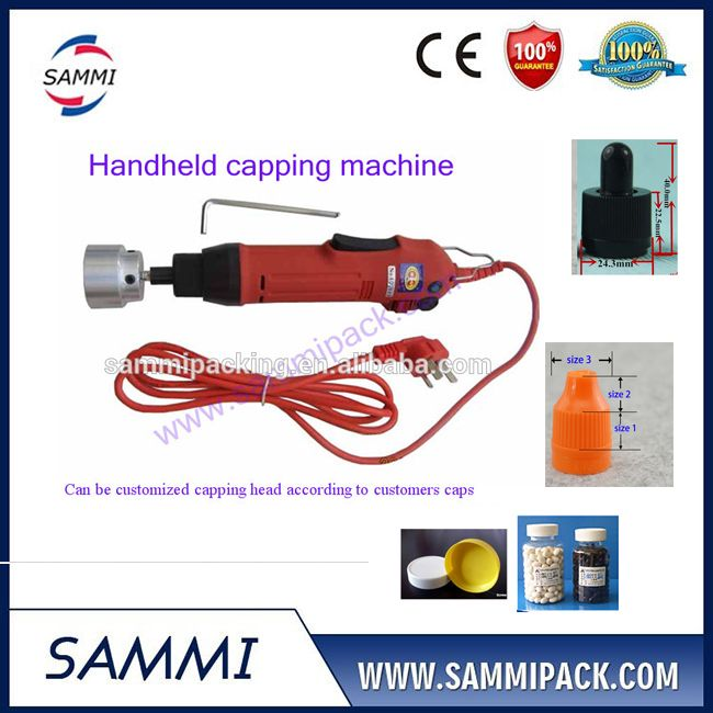 Free Shipping Electrical Capping Machine For Screw Caps Home Appliances