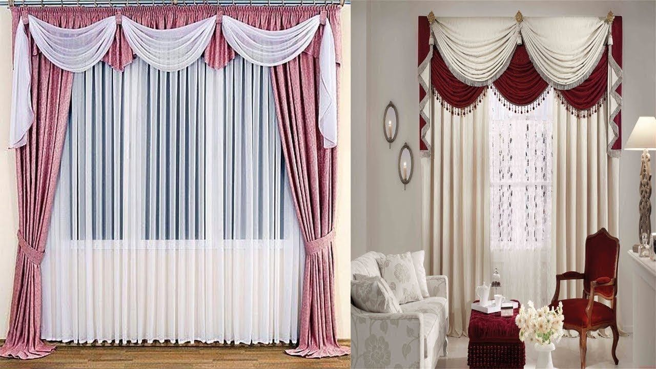 Pin On Curtain Decoration