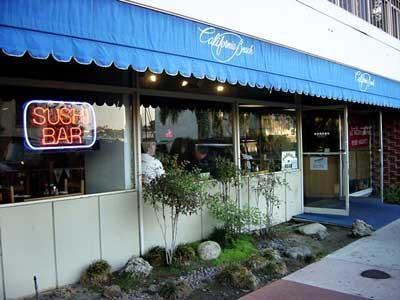 California Beach Sushi Restaurant 3355 Via Lido Newport Formerly The Blue Dolphin For 35 Years