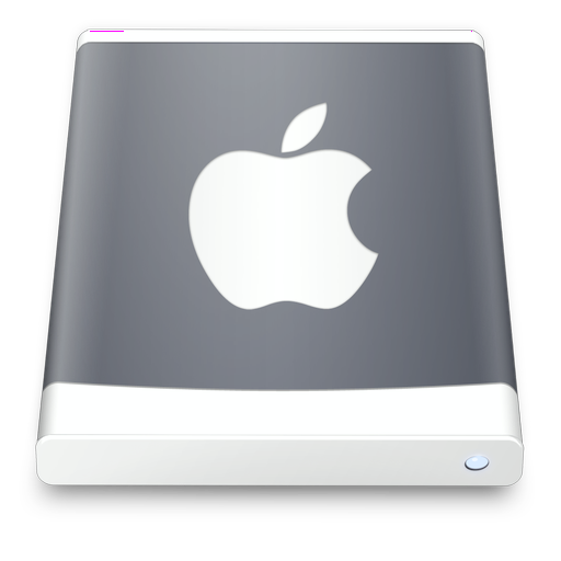 How To Get The Hard Drive Icon On Mac