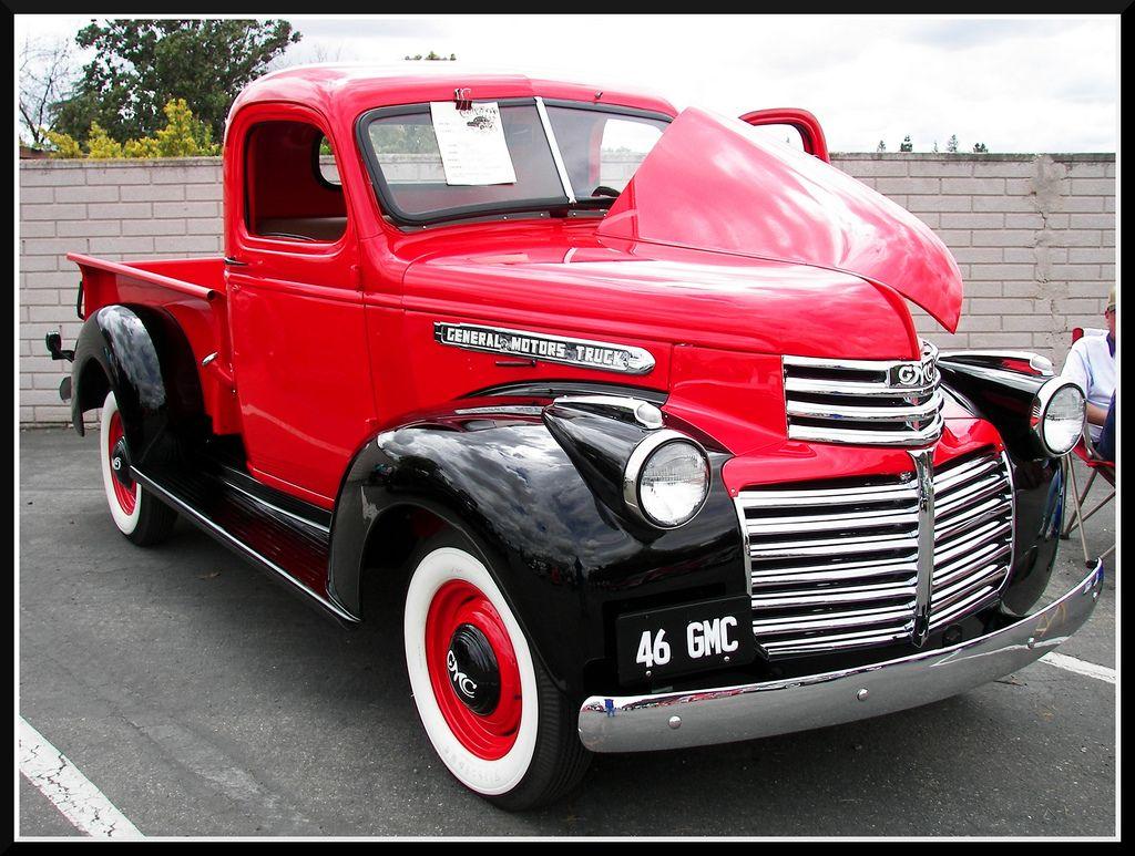 1946 Gmc Pickup Gmc Pickup Classic Trucks Classic Cars Trucks