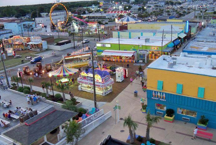 Wrightsville Beach Boardwalk The Best Beaches In World