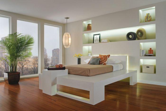 Tolle led leuchten schlafzimmer Architektur Pinterest DIY ideas - schlafzimmer beleuchtung led