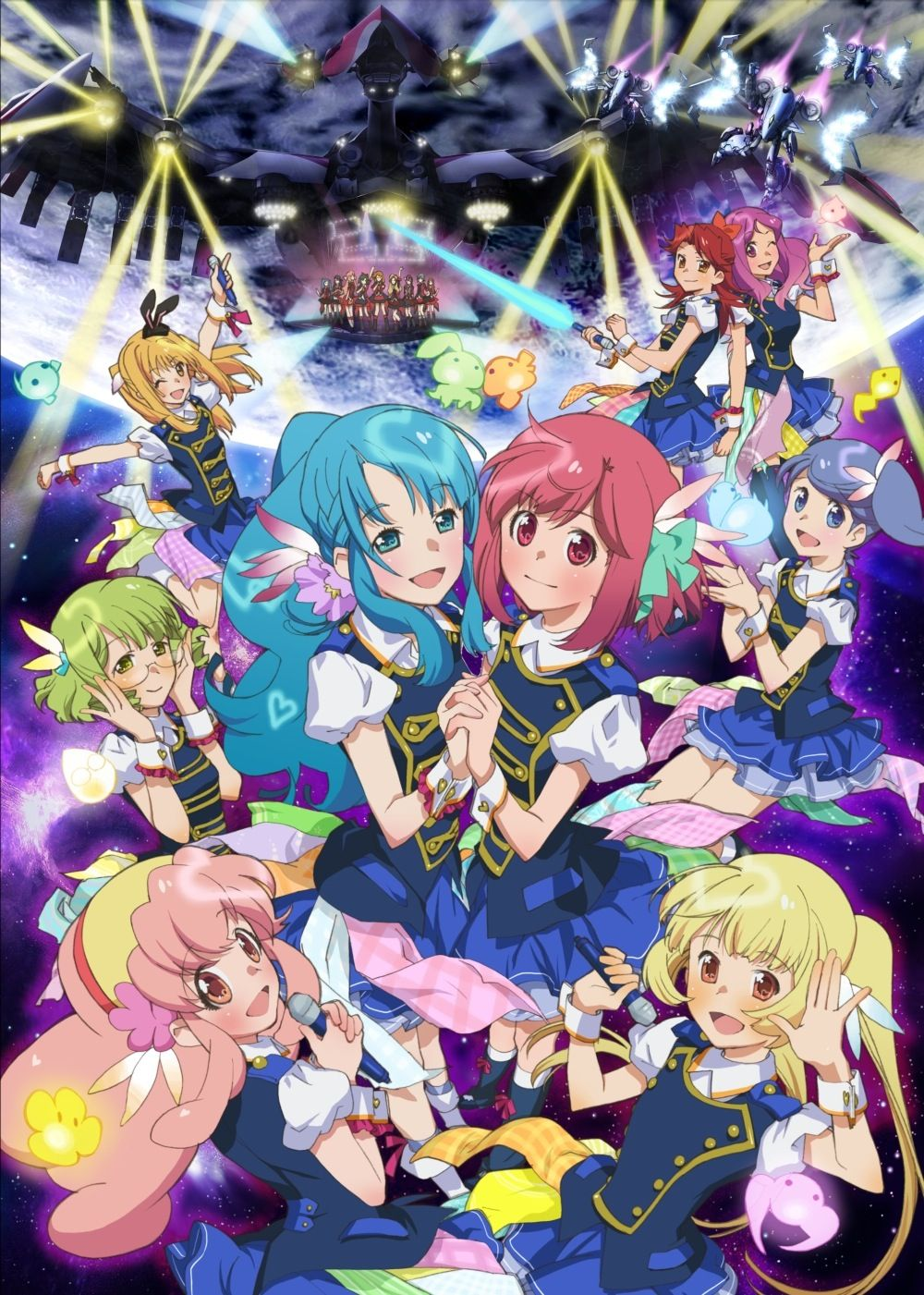 AKB0048 One of my new favorite Anime series. Anime