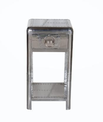 Aviator Side Table Taj Collection By Rustique Available At Smittyu0027s  Furniture