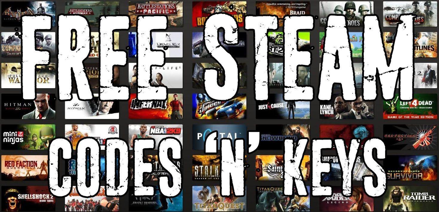 free steam wallet codes list, steam wallet codes list, free steam keys  2017, how to get free steam keys, free steam wallet codes, list o… |  Coding, Steam, Code free
