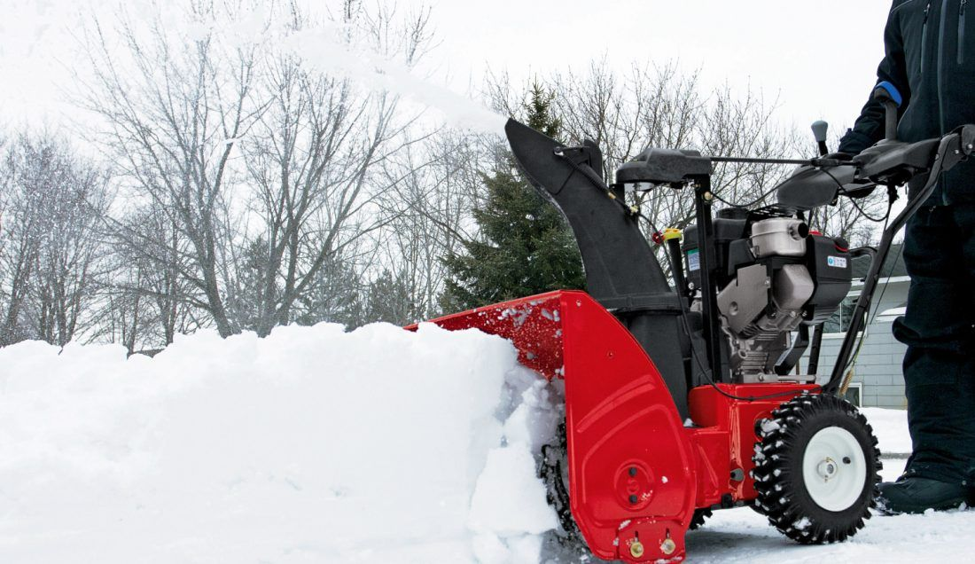 You rely on outdoor power equipment in the winter Fuel it