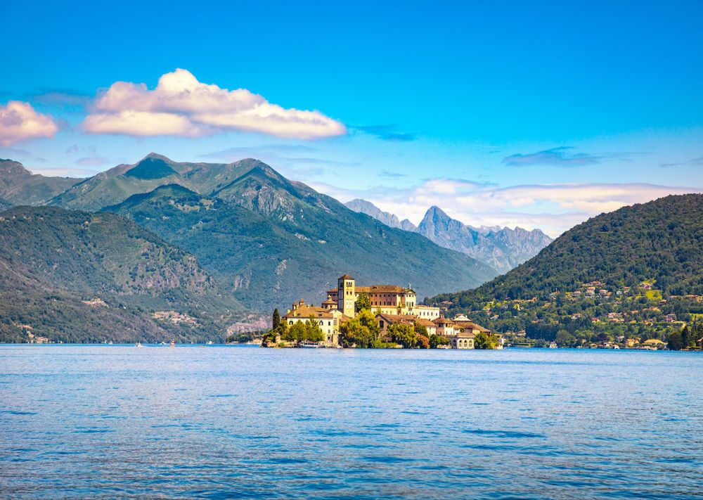 How to visit Lake Orta in Piedmont, Italy, from Milan