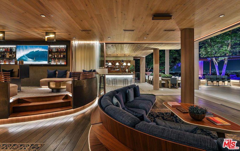 822 Sarbonne Rd Los Angeles Ca 90077 Casas De Ensueño Arquitectura Moderna Casas
