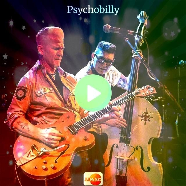 Music Genre is a music fusion genre that mixes   Music Psychobilly  Music Genre is a music fusion genre that mixes   Music Guitars  Psychobilly  Music Genre is a music f...