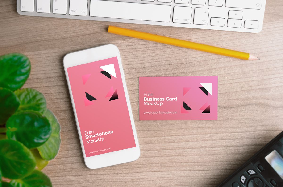 Free smartphone with business card mockup psd mockups pinterest free smartphone with business card mockup psd reheart Image collections