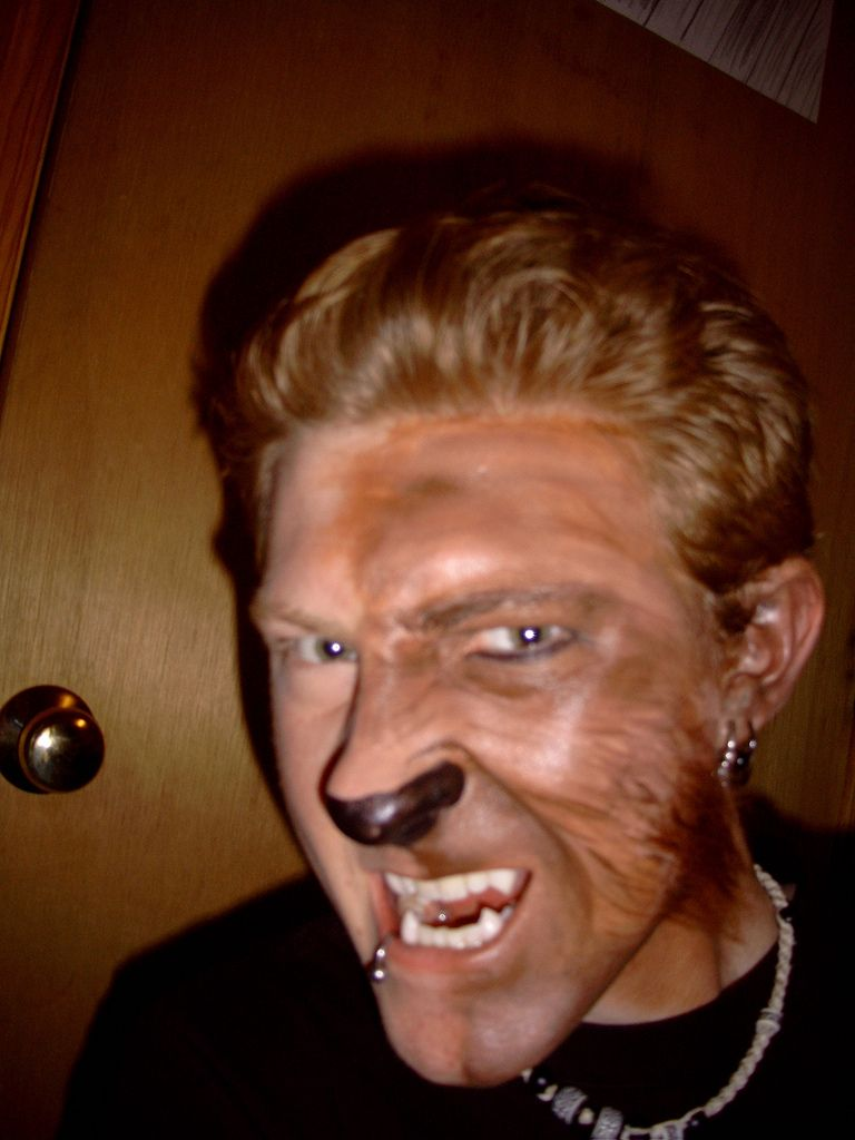 Werewolf Face Paint Bing Images