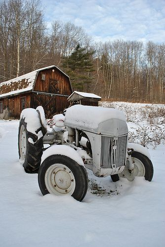 Tractor by RSnyderPSC, via Flickr
