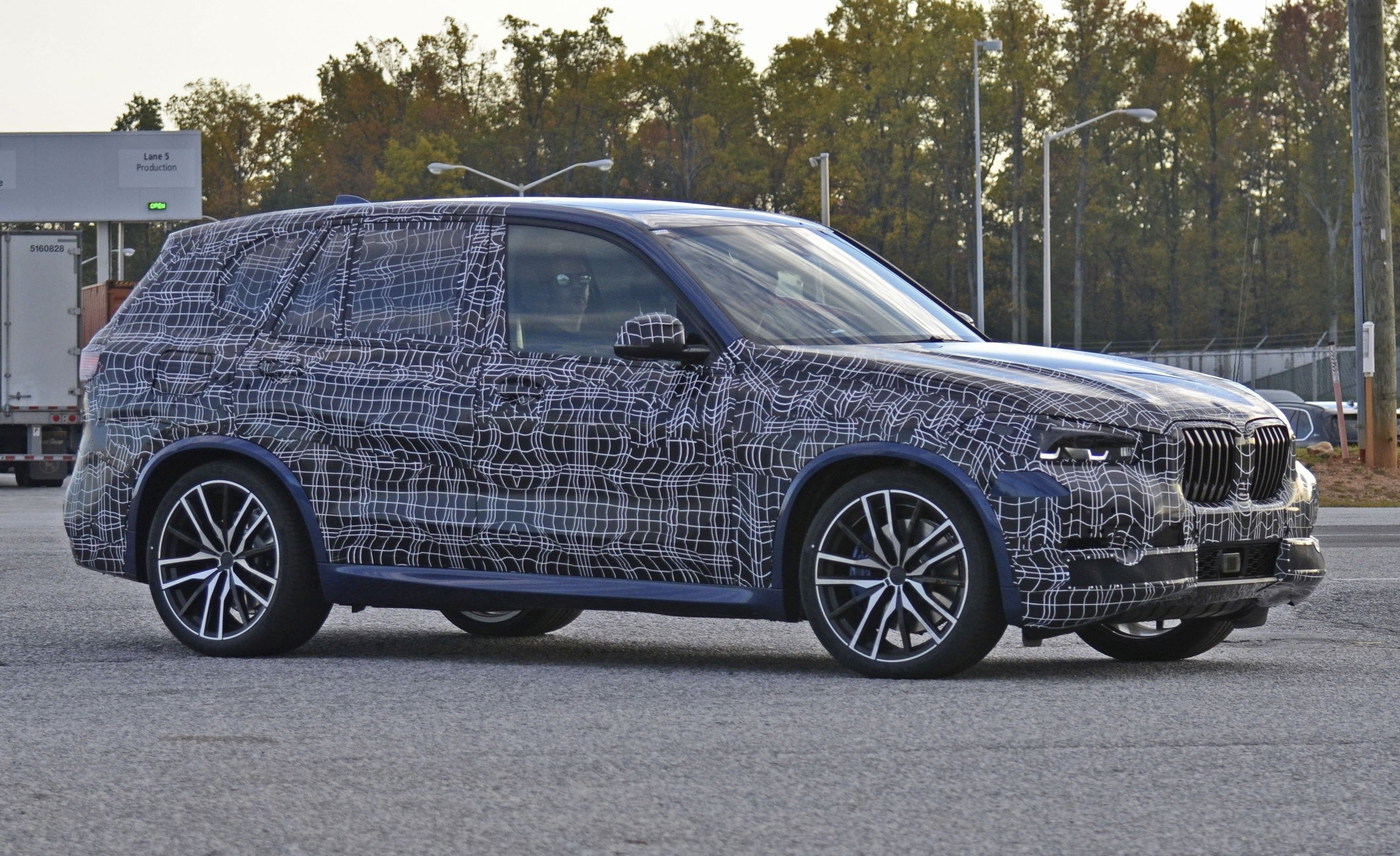 Next Gen 2018 Bmw X5 Suv Picture Release Date And Review