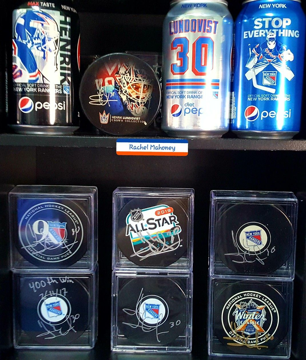 Pin By Rachel Mahoney On Lundqvist 4ever Nyr King Energy Drinks