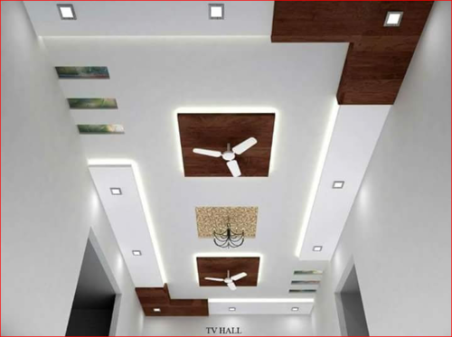 Pin By Mahmoud Ail On Ceilings Simple False Ceiling Design Pop