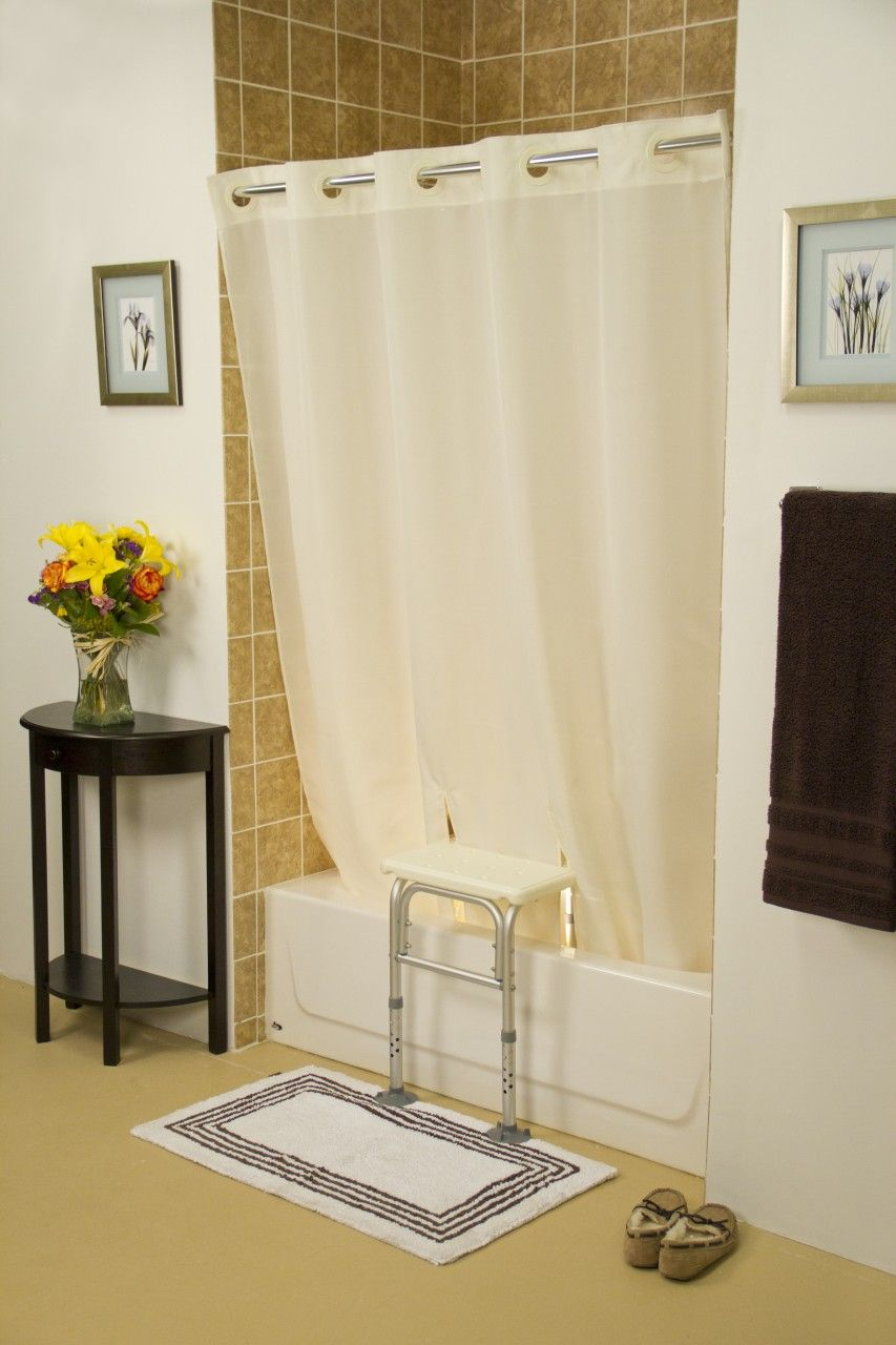 Occupational Therapy - Adapted Shower Curtain for use with Tub ...