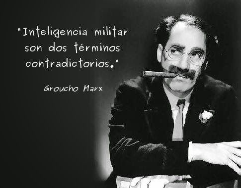 Inteligencia Militar Son Dos Términos Contradictorios