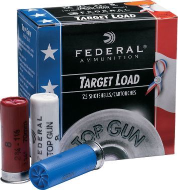 Red, white, and blue target load. AND it supports the Wounded Warrior Project. What's not to love?? Definitely need me a case of these!