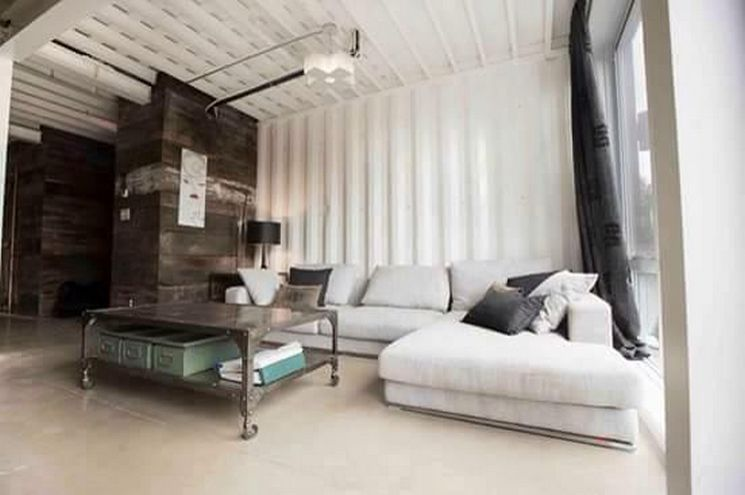 Shipping Containers Converted Into A Unique Living Space (18 Photos)    Suburban Men   March 15, 2016