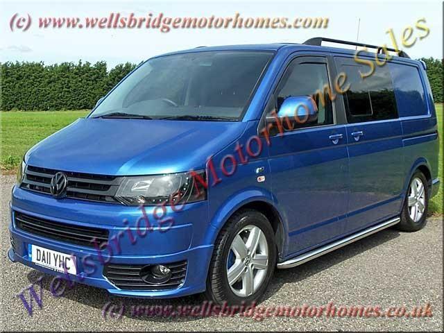 Volkswagen VW Van Conversion For Sale At
