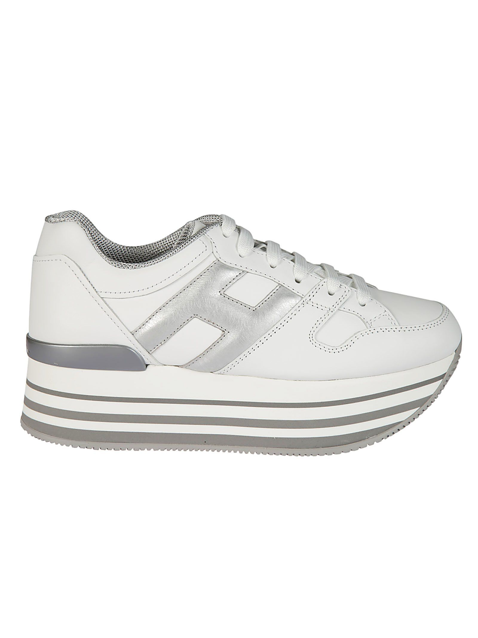 logo platform sneakers - White Hogan gFLLZm